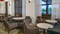 Hyatt Place Denver Airport - The lounge offers plenty of seating if you want to gather with friends to socialize, or co-workers to have a meeting.