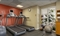 Embassy Suites by Hilton - The fitness center has everything from cardio equipment to weight lifting. No need to worry about getting out of your daily workout routine!