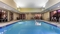 Hampton Inn Milwaukee Airport - Relax and enjoy time with family and friends at the indoor pool.