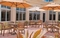 Hilton Garden Inn Miami Airport West - Enjoy your meal on the outdoor patio.