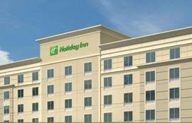 Holiday Inn Harrisburg East Hotel Front