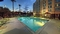 Hilton Garden Inn Houston Bush Intercontinental Airport - Relax and unwind in the hotel's large outdoor pool.