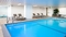 Hilton San Francisco Airport Bayfront - Relax and enjoy time with family and friends at the indoor pool.