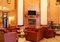 Clarion Hotel Philadelphia Airport - Sit and enjoy reading the newspaper in our comfortable lobby.