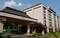 Hampton Inn Ridgefield Park - Hampton Inn Ridgefield Park is located approximately 11 miles north of Manhattan Cruise Terminal and 20 miles north of Cape Liberty Cruise Port in Bayonne.