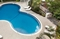 DoubleTree Hotel Westshore Tampa Airport - Beautifully landscaped pool area ideal for starting your vacation early.