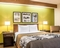 Sleep Inn SeaTac - 14 Days Parking Package - The standard, spacious king room includes free WIFI, mini refrigerator and coffee maker.