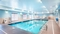 Hilton Garden Inn Minneapolis Mall of America - Relax and enjoy time with family and friends at the indoor pool.