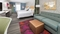 Home2 Suites Newark Airport - The standard room with 2 double beds includes a sleeper sofa.