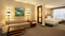 Hyatt Place Atlanta Airport North - The standard room with 2 double beds includes a full size sleeper sofa.
