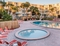 Clarion Hotel Orlando International Airport - Unwind in the outdoor Jacuzzi after a long day.