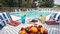DoubleTree by Hilton BWI Airport - Take a swim in the Outdoor Pool open from 10AM-9PM.