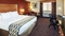 DoubleTree by Hilton San Francisco Airport - The standard, spacious king room includes a mini refrigerator and coffee maker.