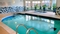 Hilton Garden Inn St. Louis Airport - Relax and enjoy time with family and friends at the indoor pool.