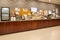Holiday Inn Express & Suites Pittsburgh Airport - The Express Start breakfast bar is open daily.