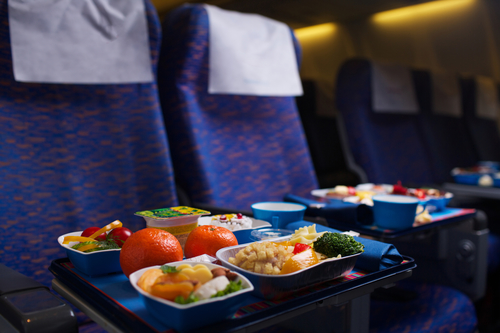 Packing Flight Friendly Foods