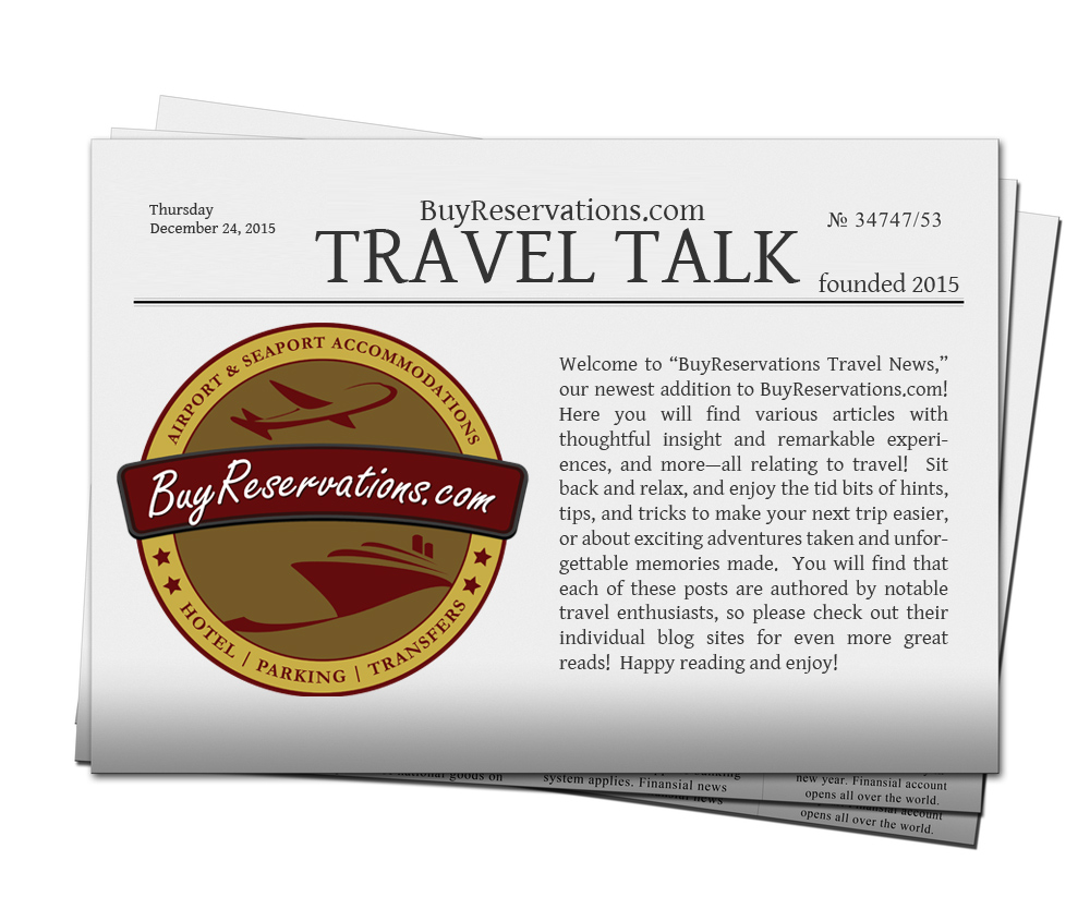 Introducing The Travel Talk Page